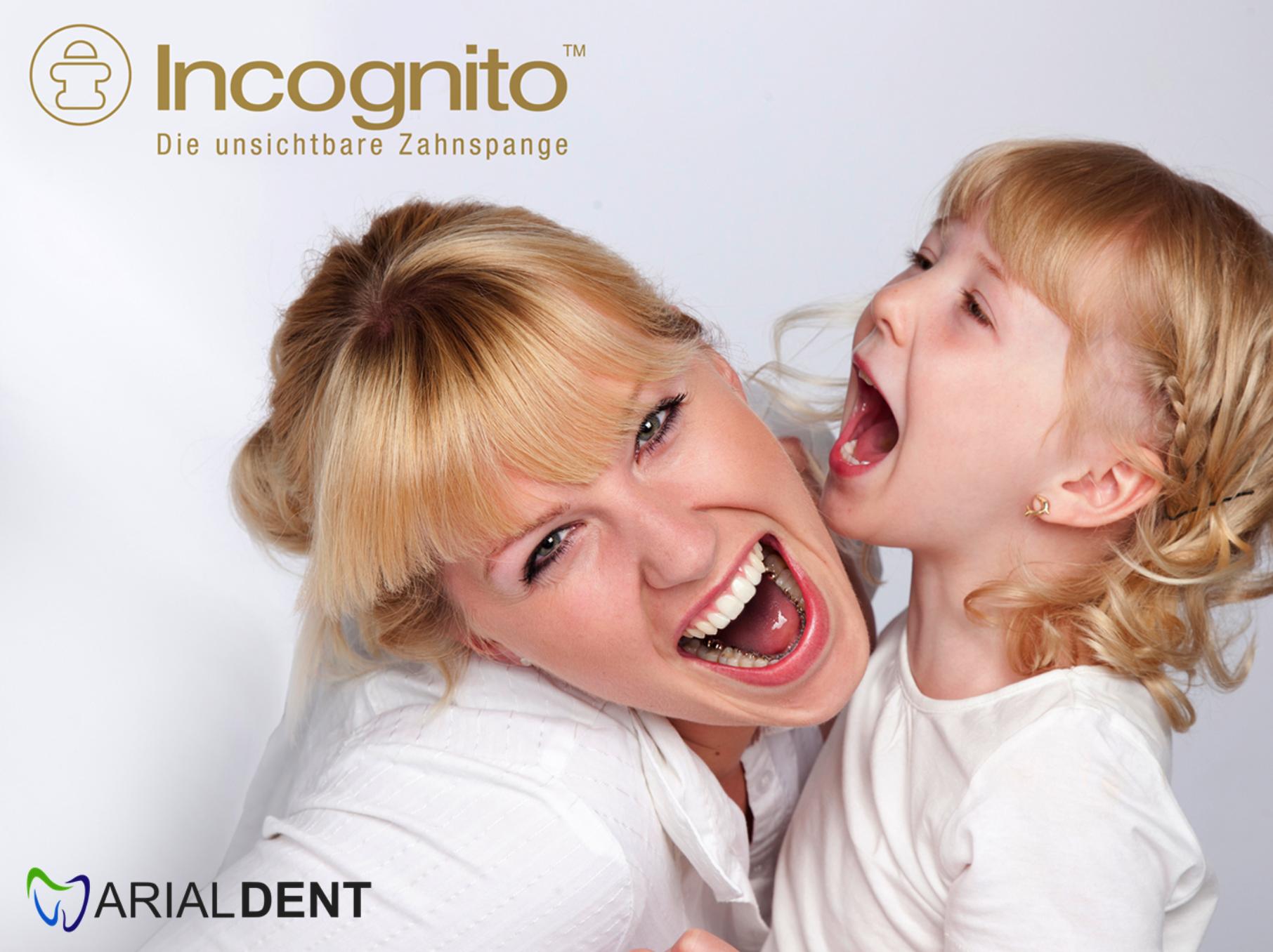 Aparate dentare Incognito